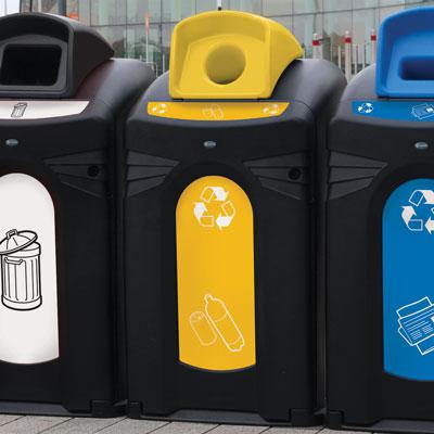 Contenedores de reciclaje - Contenedores de basura para reciclaje ...